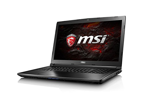 "MSI GL72 7RD-070IT Notebook da Gaming, Display 17.3"", i5-7300HQ, HDD 1024 GB, RAM 8 GB, GTX 1050 [Layout Italiano]"