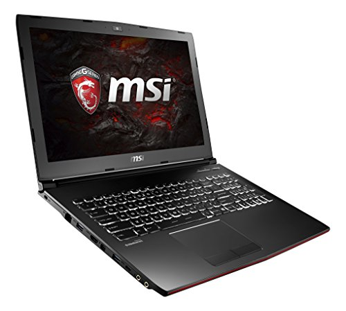 "MSI GP62MVR 6RF(Leopard Pro)-292IT Gaming Portatile, 15.6"" FHD, Intel Core i5-6300HQ, RAM 8GB DDR IV, HDD 1TB e 128GB SSD, nVidia GeForce GTX 1060/3GB GDDR5"