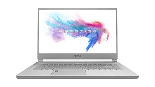MSI P65 Creator 8RE-056IT Notebook Prestige, 15.6'' FHD IPS-Level 60Hz, Intel Core i7-8750H, 512 GB SSD, 16 GB RAM, Nvidia GTX 1060, 6GB GDDR5 [Layout QWERTY]