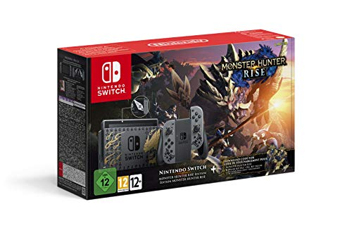 Nintendo Switch Edizione Speciale Monster Hunter Rise - Special Limited - Switch