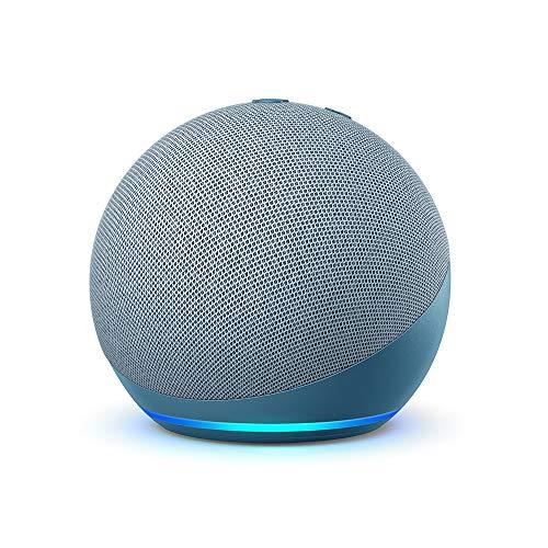 Nuovo Echo Dot (4ª generazione) - Altoparlante intelligente con Alexa - Ceruleo