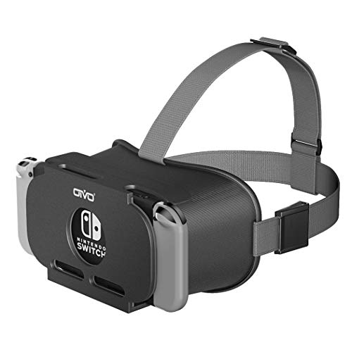 OIVO Occhiali VR per Nintendo Switch, 3D VR Realtà Virtuale Occhiali per Nintendo Switch