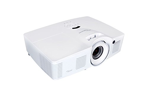 Optoma DH401 videoproiettore 4000 ANSI lumen DLP 1080p (1920x1080) Compatibilità 3D Proiettore desktop Bianco