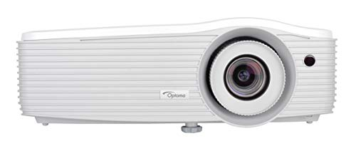 Optoma EH512 DMD/DLP Videoproiettore, Bianco