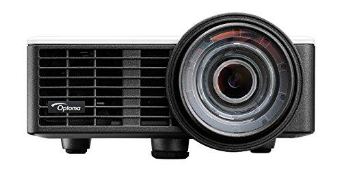 Optoma ML750ST videoproiettore 800 ANSI lumen DLP WXGA (1280x720) Compatibilità 3D Proiettore portatile Nero, Bianco