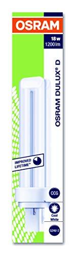 Osram Dulux D 18W/840 Lampada fluorescente compatta