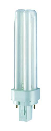 Osram Dulux D 26 W/1800 lm Lampada fluorescente compatta, compact fluorescent light (cfl), g24d-3, dritta