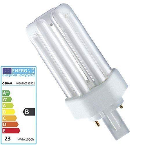 Osram Dulux T 18W/827 PLUS Lampada fluorescente compatta