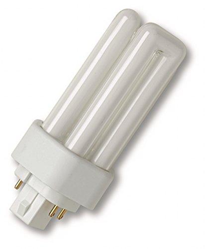 Osram Dulux T/E 13 W/830 PLUS Lampada fluorescente compatta