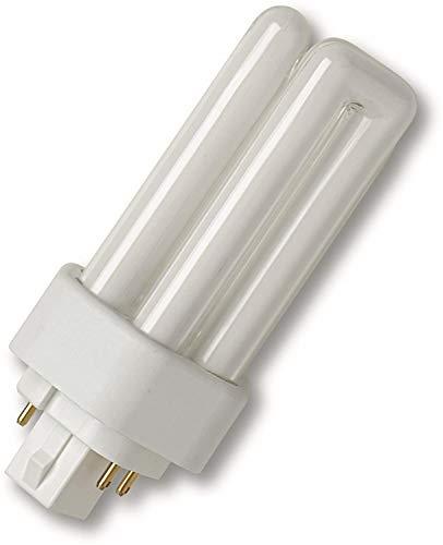 Osram Dulux T/E 18W/827 PLUS Lampada fluorescente compatta