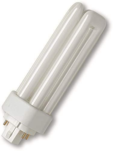 Osram Dulux T/E 26 W/830 PLUS Lampada fluorescente compatta, compact fluorescent light (cfl), gx24q-3