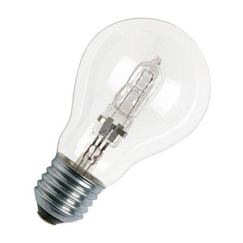 Osram Lampada Alogena E27, 46 W, Confezione da 1