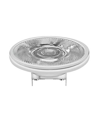 Osram LPAR111 7524 15W/940 12V G53 FS1 Lampada LED, Pin Base, Reflector Ar111, 15 W, 12 V