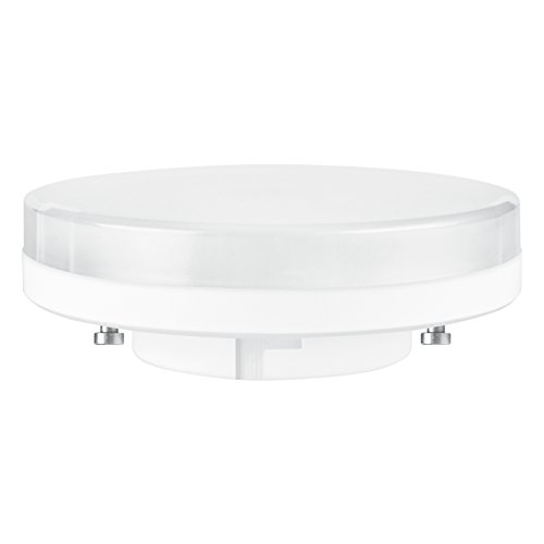 Osram ST GX53 Lampade LED, 4.7 W, Warm White, 7.5 x 3 cm, riflettore, plastica