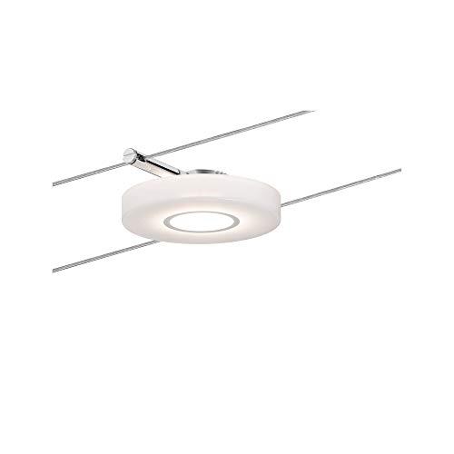 Paulmann 50113 Sistema Smart Wire BLE Spot DiscLED I 1x4W Satin 12V DC Tunable White