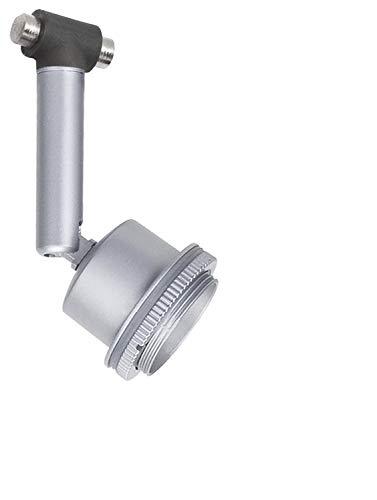 Paulmann 94141 Sistema cavo DecoSystems Basic Spot max. 1x10W GU5,3 cromo opaco 12V metallo