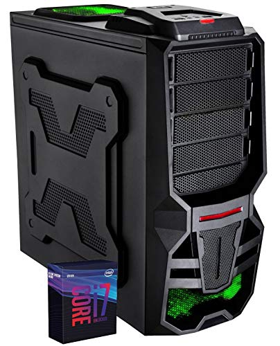 PC Desktop Ultra Cpu Intel i7 9700 Up 4,70 GHZ/Grafica Nvidia GTX 1650 4Gb Gddr6 / Ram 16GB DDR4 / Ssd 480GB / Hd 1TB / Wi-Fi Usb 3.0 Hdmi/Dvd/Windows 10 Pro Esd/Computer Gaming