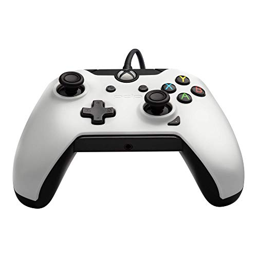 PDP Controller con cavo Xbox One - series X bianco