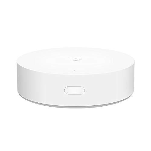 Per Xiaomi Smart Multimode Gateway ZigBee 3.0 WiFi Centro Controllo di Monitoraggio Dispositivi Intelligenti Smart Home Automation Hub Compatibile con HomeKit MiHome