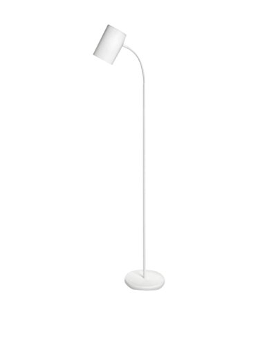 Philips Lighting Piantana Himroo, Lampada da Terra per Soggiorno, Salotto, Camera da Letto, Design Moderno ed Elegante, Attacco E27