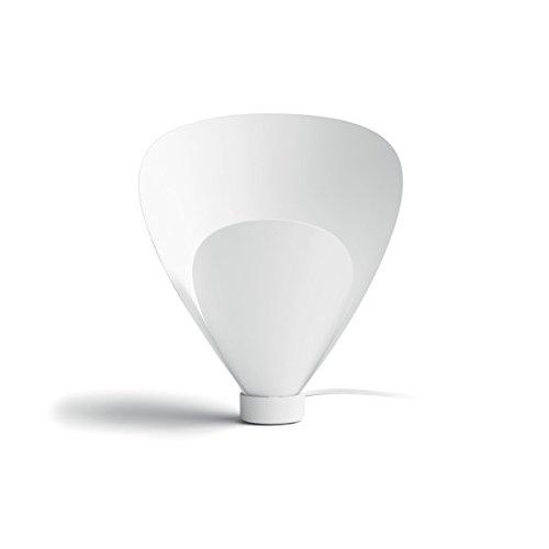 Philips Lighting Volume Pine Lampada da Tavolo Smart, Nickel, 21.5 x 28 x 33 cm
