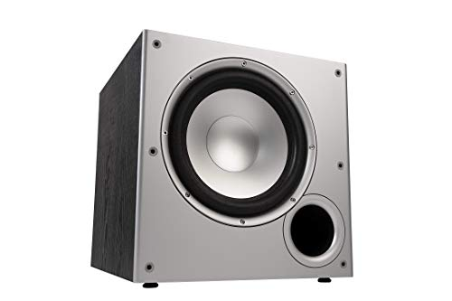 """Polk Audio PSW10E - Subwoofer attivo per sistemi audio e musica, 10"""", 100 Watt"""