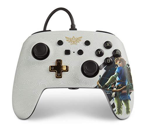Powera Controller Cablato Avanzato Per Nintendo Switch - Link