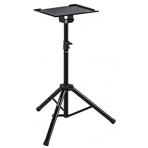 PROEL KP875 - Supporto professionale per laptop e proiettore, Nero