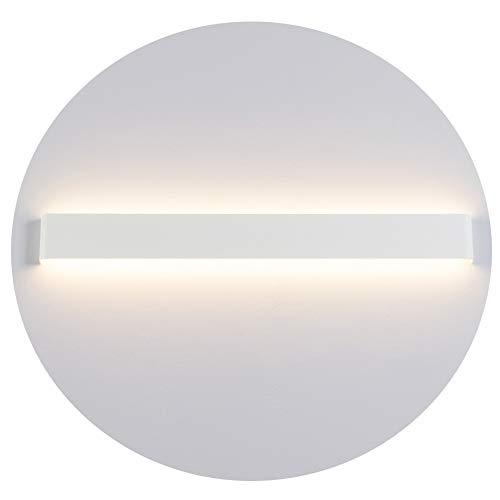 Ralbay Lampada da Parete 30W Bianco Caldo 2700~3200K LED Applique da Parete con Stile Moderno,Up Down Interni Lampada, Perfetto per Soggiorno Corridoio Bagno Le Scale Luce, 32.67in