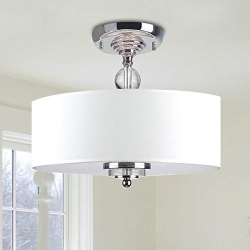 SAINT MOSSI Lampadario Classico Lampadari Moderni Lampadario da Soffitto Lampadario Cristallo Moderno Lampada Plafoniera 3 X 40W E14 non incluse [Classe di efficienza energetica A+++]