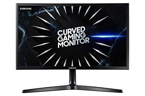 "Samsung C24RG54FQU monitor piatto per PC 59,7 cm (23.5"") Full HD LED Curvo Nero"