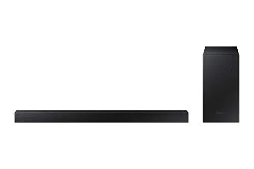 Samsung Soundbar HW-T430/ZF da 100W, 2.1 Canali, Nero