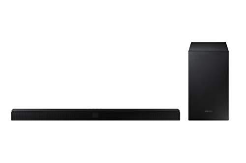 Samsung Soundbar HW-T530/ZF da 290 W, 2.1 Canali, Nero