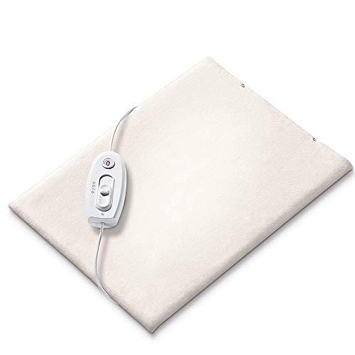 Sanitas 24501 Termoforo con 3 Livelli di Temperatura, bianco, taglia unica