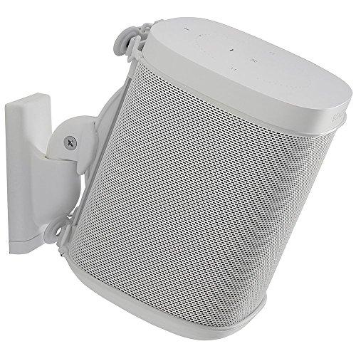 Sanus Systems WSWM21 Parete Bianco supporto da parete per casse acustiche