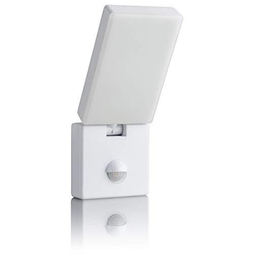 SEBSON® Lampada da Parete Esterno con Sensore di Movimento IP65, Bianco, 15W, 900lm, Bianco Freddo 5800K, Orientabile