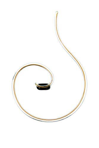 "SEGULA - Lampada a LED bianco caldo S14d – LED ART ""Snail"" – decorazione LED – trasparente"