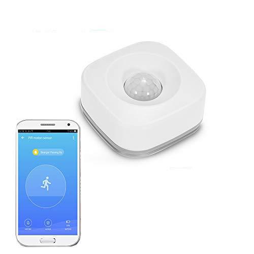 Sensore di movimento PIR WIFI Rilevatore a infrarossi passivi wireless Sensore di allarme antifurto Tuya APP Control Smart Home