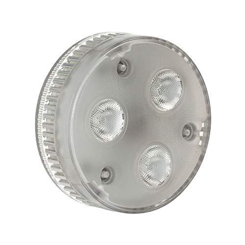 SLV, Faretto LED, 4 Watt, A, 200 lumen, GX53, 3000 kelvin