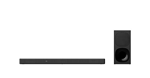Sony HT-G700 - Soundbar TV Bluetooth a 3.1 canali, Dolby Atmos, DTS:X, con Subwoofer wireless (Nero)