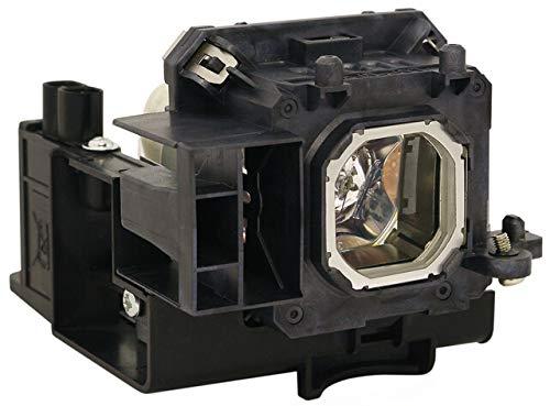 Supermait NP15LP 60003121 Lampada Lampadina per proiettore di ricambio con custodia Compatibile con NEC M230X M260W M260X M260XS M300X M230XG M260XG M300XG M300XSG M260WG ME270XC NP-M300X+ NPM300X+