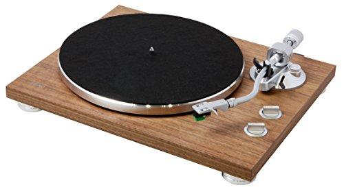 Teac TN-400BT-WA Giradischi a Cinghia con Bluetooth, Uscita USB e Pre-Phono, 43 cm, Noce
