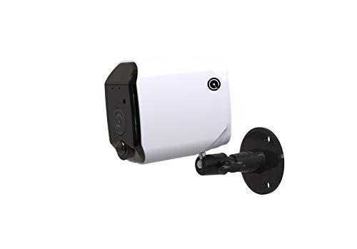 Telecamera WiFi a batteria DV-2BTC, HD1080p, sensore di movimento PIR, anche per esterno IP65, doppio audio, Compatibile Alexa e Google, App DadVu (Smart Life - tuya)
