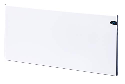 Termoconvettore elettrico da parete bianco 800 W Bendex LUX ECO 37 cm a risparmio energetico
