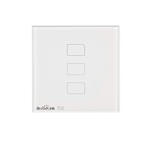 Touch Panel Controller Interruttore Smart Home Domotico Per Scatola 503 Con 3 Posizioni Touch Wireless RF433MHz