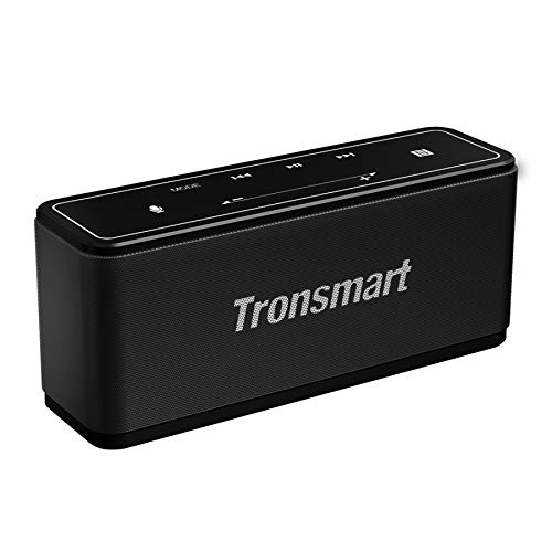 Tronsmart 40W Altoparlante Bluetooth 5.0 Cassa,TWS & NFC, Pulsanti Touch,Sound Digital 3D Riproduzione di 15 ore, per Telephone, Computer, Laptop