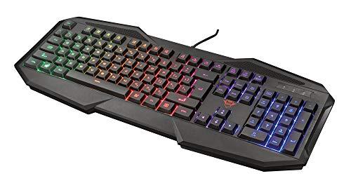 Trust GXT 830-RW Avonn Gaming Keyboard Tastiera