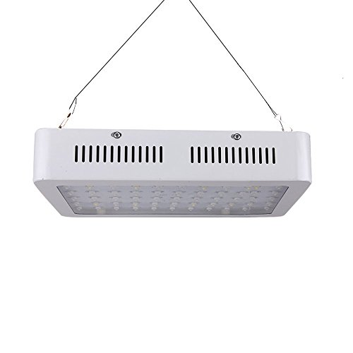 TXVSO 600W LED pianta cresce la luce, spettro completo per serra e Indoor Hydroponic pianta fioritura Veg Growing Lamps Meno calore e maggiori rendimenti