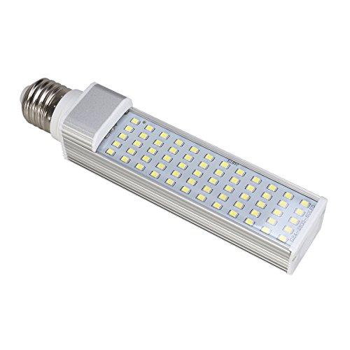 UEETEK Lampada Acquario LED Luce a Risparmio Energetico per Serbatoio di Pesce 11W E27