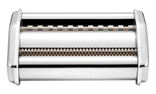 Viscio Trading 182652 Accessorio Macchina Pasta Trenette Lasagnette Duplex, Argento